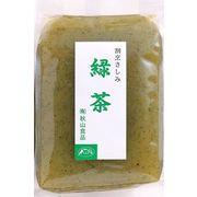 割烹緑茶さしみこんにゃく(酢みそ付)